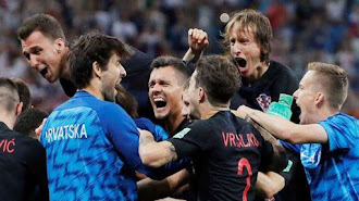 Kroasia Amankan Tiket Semifinal Lewat Adu Penalti