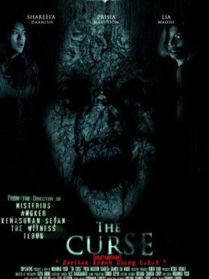 Download Film The Curse (2017) WEBDL Full movie