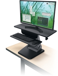 91106 sit-stand station by MooreCo