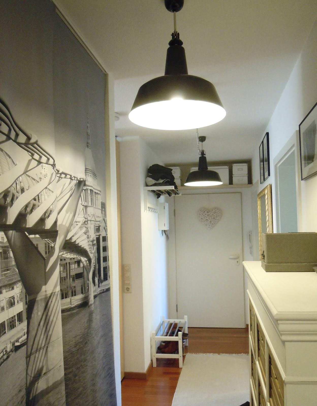 views by a unser flur industrial und shabby. Black Bedroom Furniture Sets. Home Design Ideas