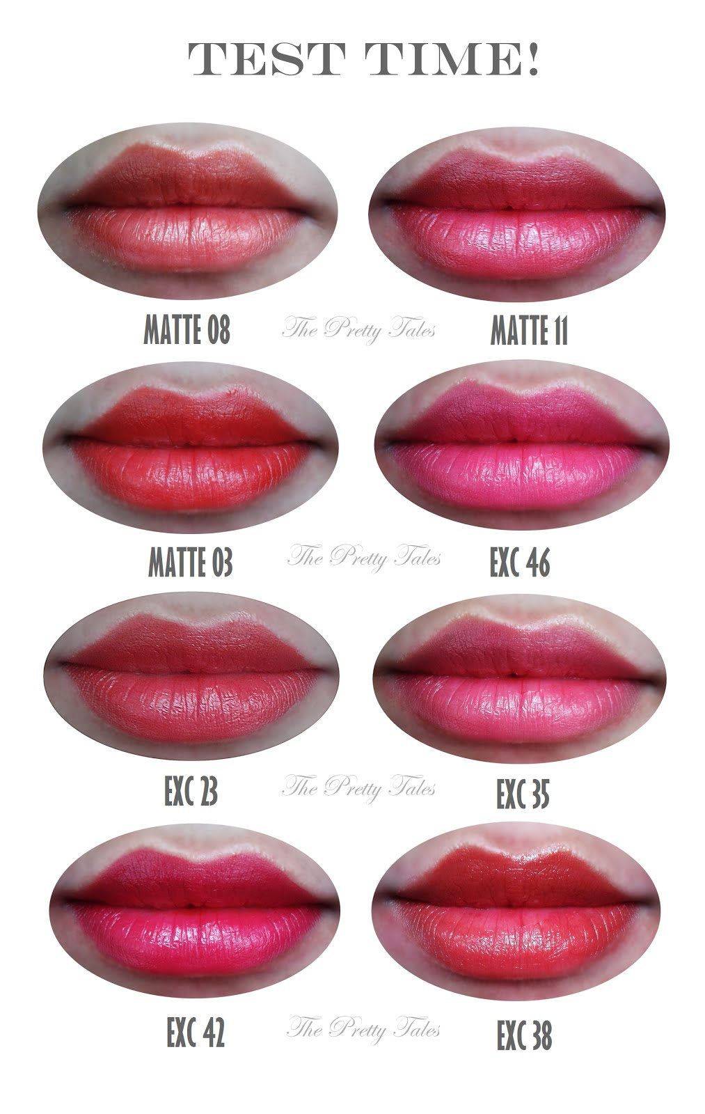 wardah lip palette perfect red review test