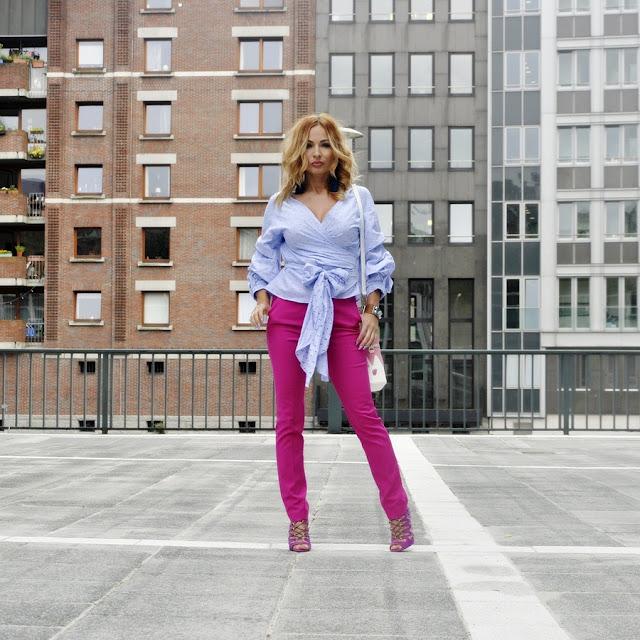 Pink pants 😊