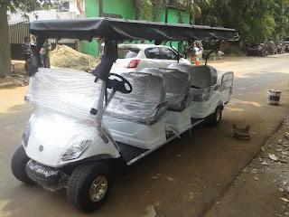JUAL BELI MOBIL GOLF CAR 8 SEAT