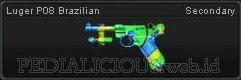 Luger P08 Brazilian
