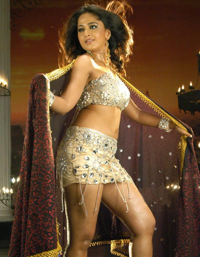 Anushka Shetty Hot Thigh Black Armpits Underarms Photos