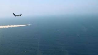 Peluncuran Rudal Anti-Kapal Supersonik XASM-3 Jepang