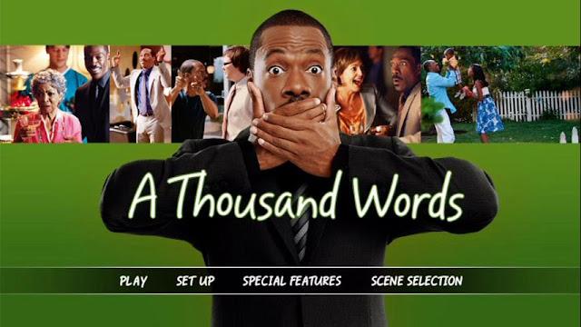 A Thousand Words DVDR NTSC Español Latino Descargar 2012