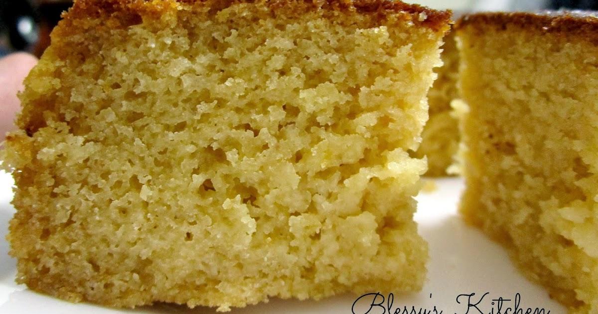 How To Make Vanilla Cake With Milkmaid