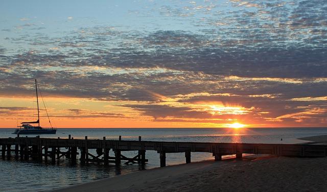 sunrise Mai Australia