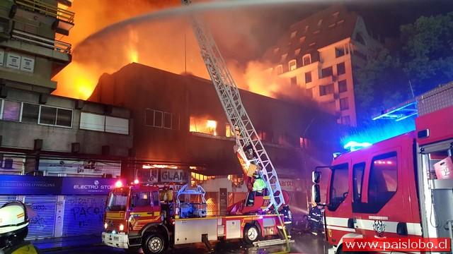 Incendio en edificios del centro de Osorno - Arquitectura Podcast 23
