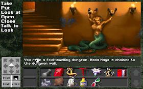 Pantallazo videojuego Companions of Xanth
