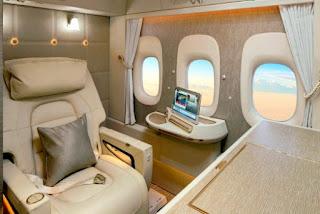 harga tiket pesawat first class