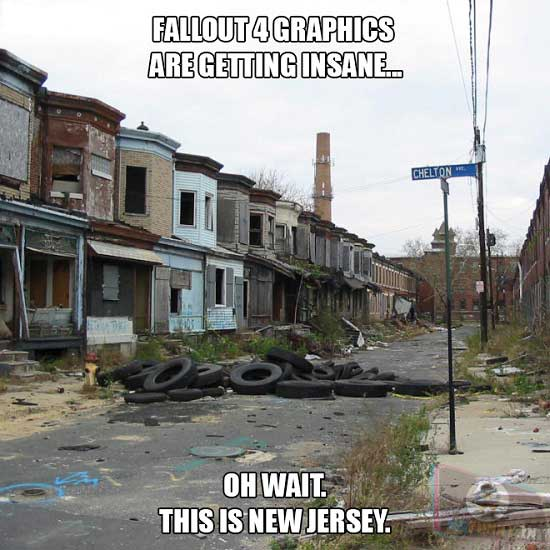 Fallout 4 Looks Great!