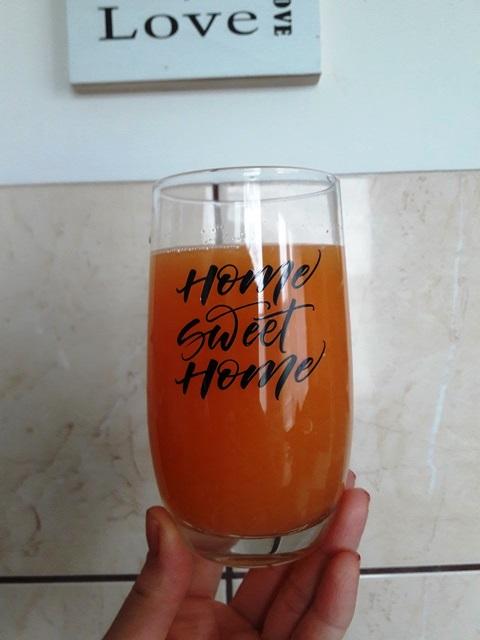 domowy sok z pomarańczy, jak zrobić domowy sok, sok cytrusowy z wyciskarki,