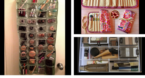 make up organizing