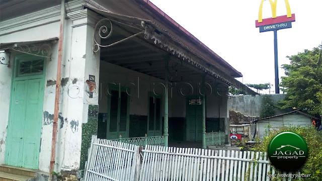 Tanah Luas dekat Kraton Jogja