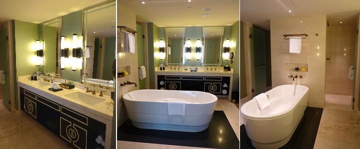 The Sheraton En Suite Bathroom: Eiji Nakamura 中村 榮治: Sheraton Macao Hotel, Cotai Central