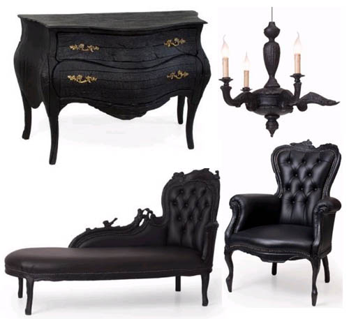 Characteristics Of Gothic Furniture, Gothic Style Furniture