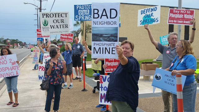 Bad%2Bneighbor%2Bphosphate In: Residents speak out against proposed phosphate mine in Bradford | Our Santa Fe River, Inc. | Protecting the Santa Fe River in North Florida