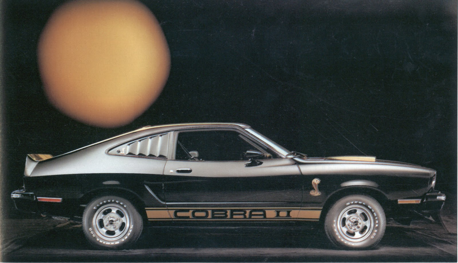 Mustang ii cobras king cobras 1976 1978