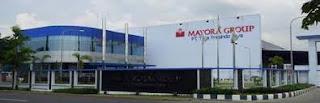 Lowongan Kerja Terbaru Bogor PT Tirta Fresindo Jaya (Mayora Group)