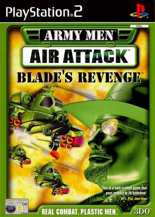 Army Men: Air Attack 2 Blade Revenge