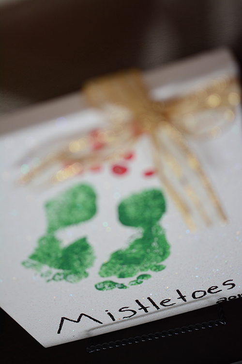 DIY Mistletoes | My Darling Days