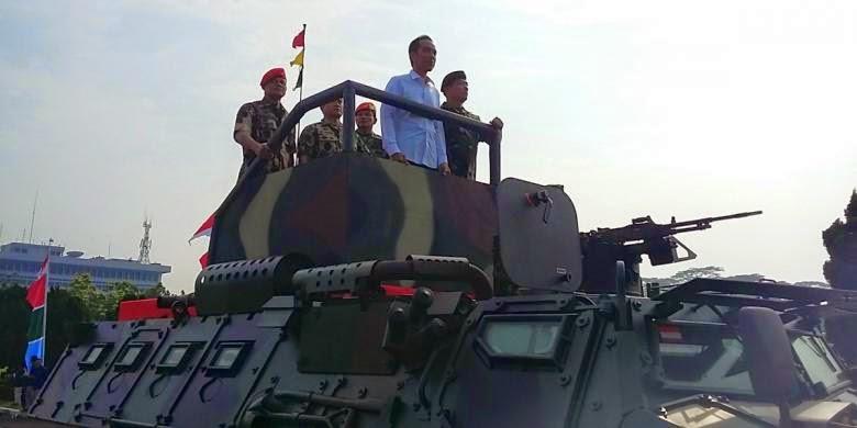 Kenaikan Tunjangan Kinerja TNI