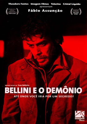 Bellini e o Demônio - DVDRip Nacional