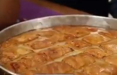 nurselin evi laz böreği