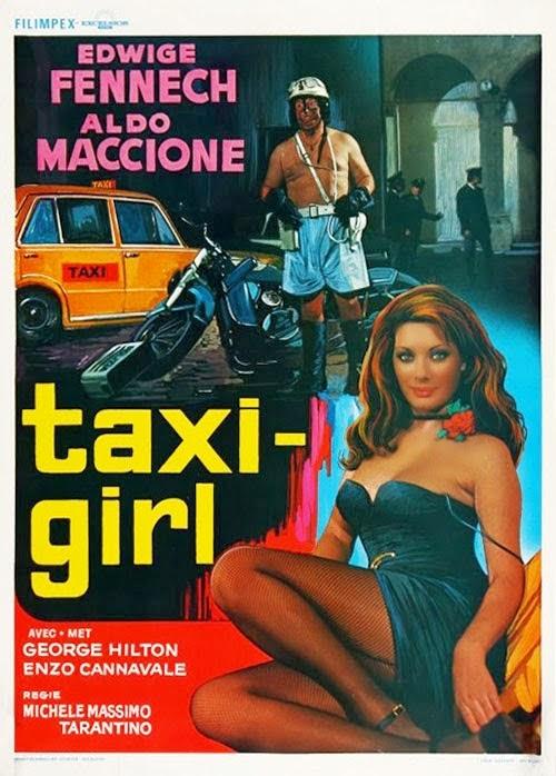 Taxi Girl (1977) Michele Massimo Tarantini