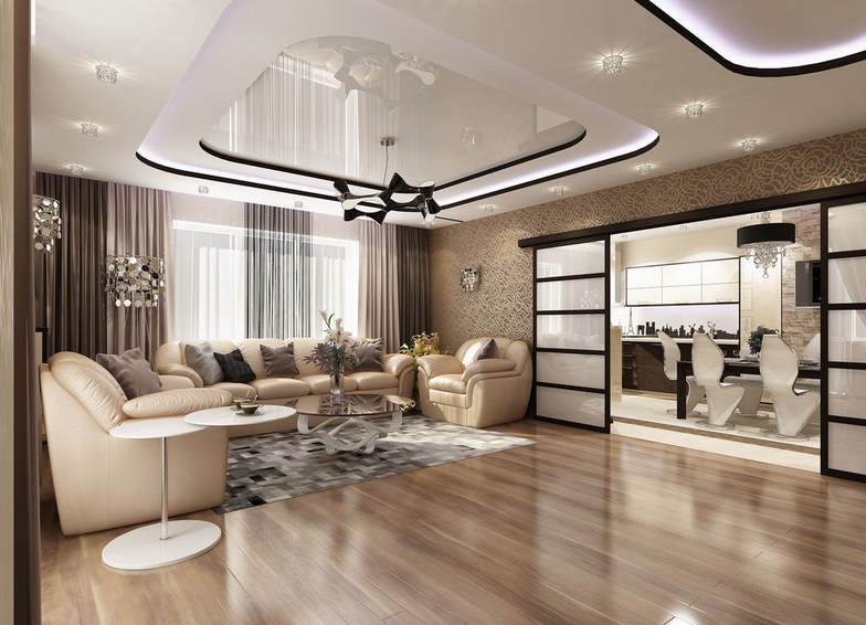 Luxury Duplex Apartment In The Residential Complex - Decor ...