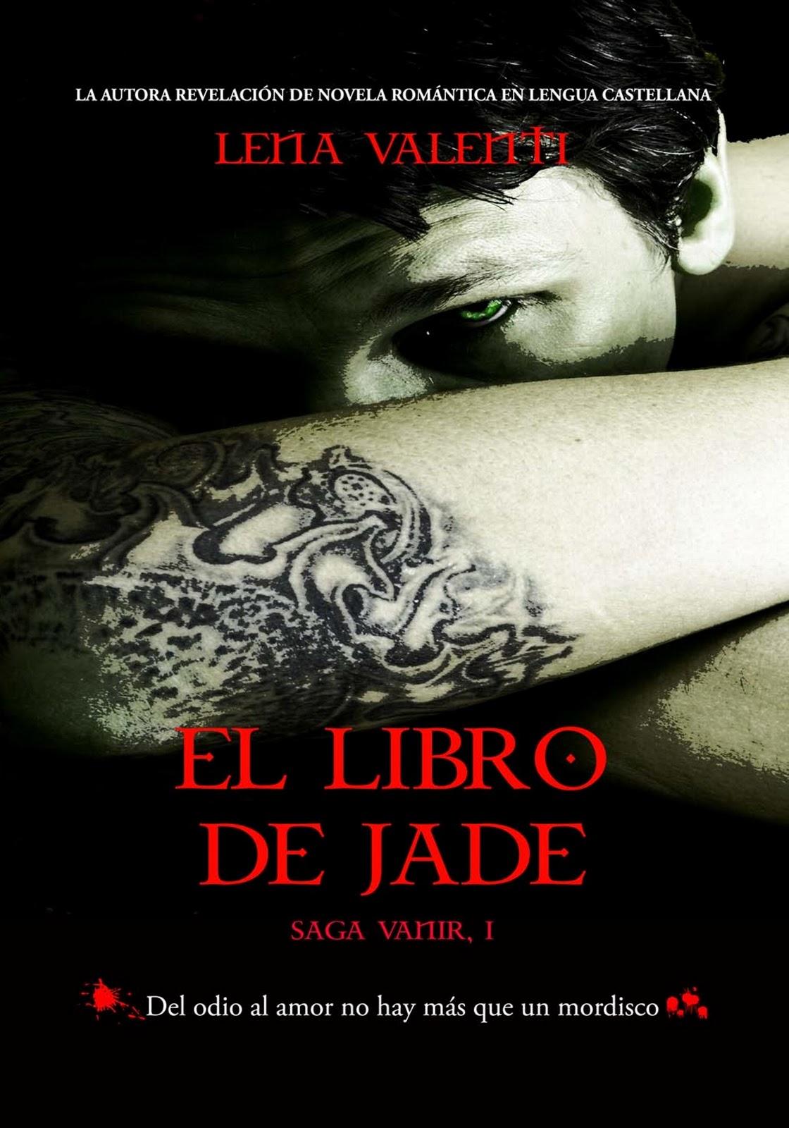 La Devoradora de Libros: Reseña: El libro de Jade (Saga