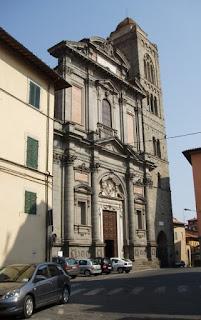 Pescia's cathedral