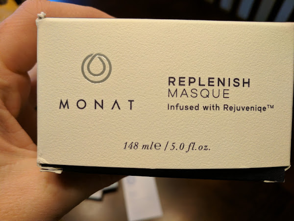 Refresh Your Hair this Summer with Monat Replenish Masque #review