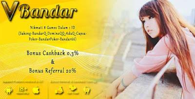 Link Resmi judi Bandar66 Online VBD99.com Teraman