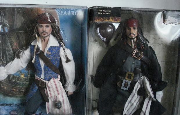 Luv-dolls Jack Sparrowithjohnny Depp
