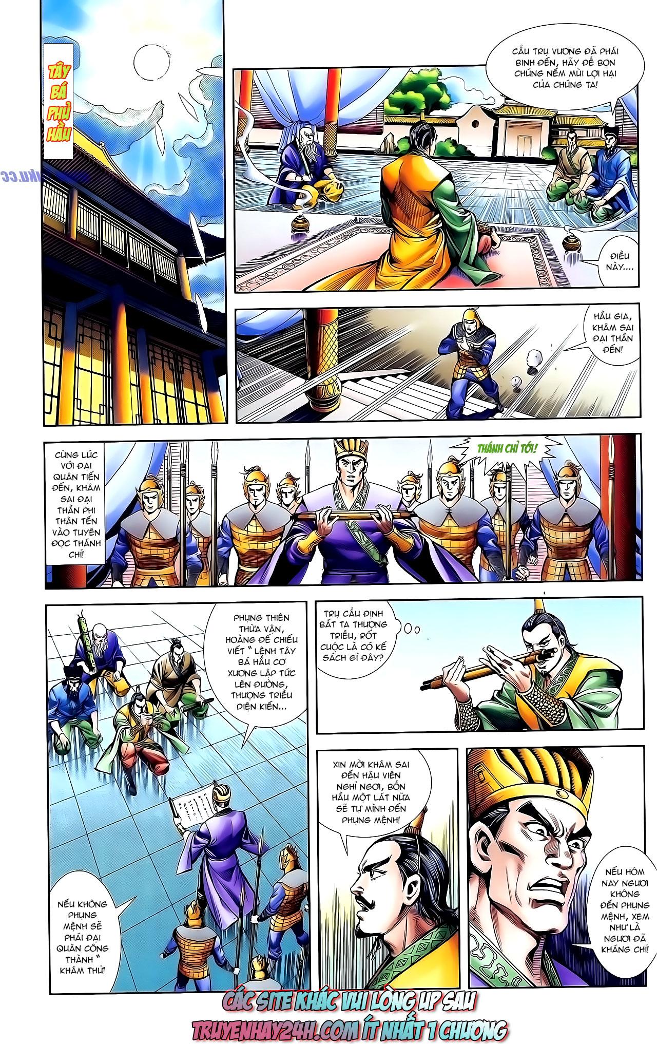 Cơ Phát Khai Chu Bản chapter 131 trang 29