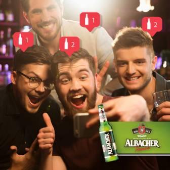 la o bere cu baietii