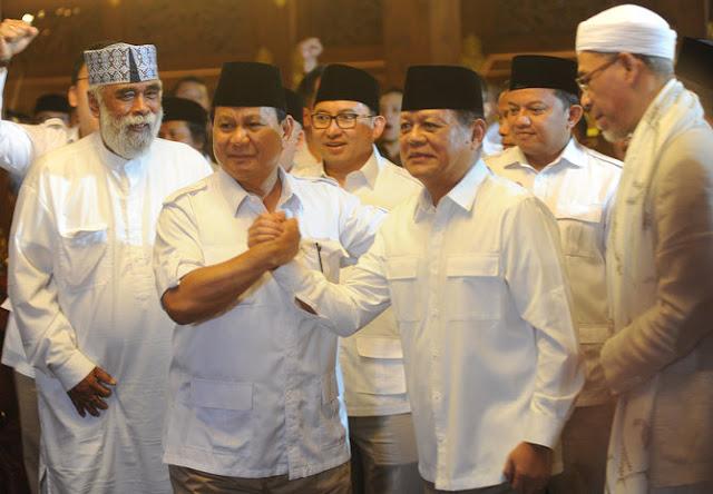 Prabowo-Sudrajat Sepakat Pakai Paket Hemat di Pilkada Jabar