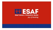 ESAF Bank Recruitment 2017 1660 Specialist Officer - SO Posts