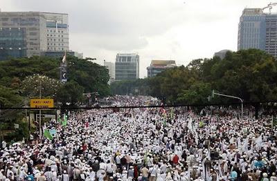 FPI : 3 Juta Massa Siap ke Jakarta Ikut Aksi Bela Islam Jilid III