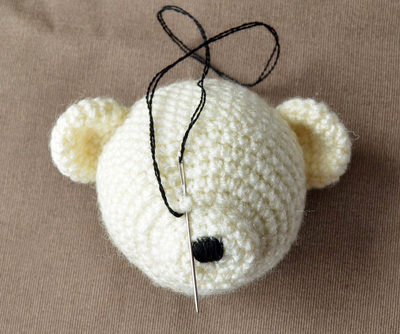 How to crochet EYES for Amigurumi! - YouTube | 1023x1228