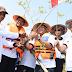 Jaga Ekosistem Pantai, PKS Bagikan Bibit Mangrove
