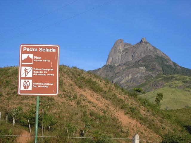 Resultado de imagem para origem do nome do pico da pedra selada