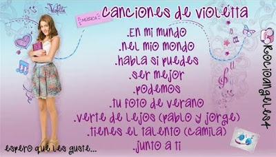 Violetta 4ever  abril 2013