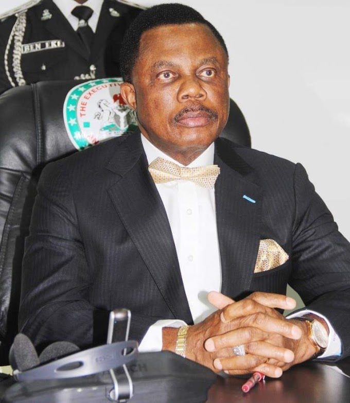 Willie Obiano and the Price of Foresight  By James Eze
