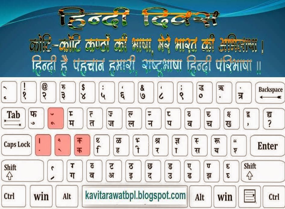 हिन्दी दिवस: दो पाटन के बीच में