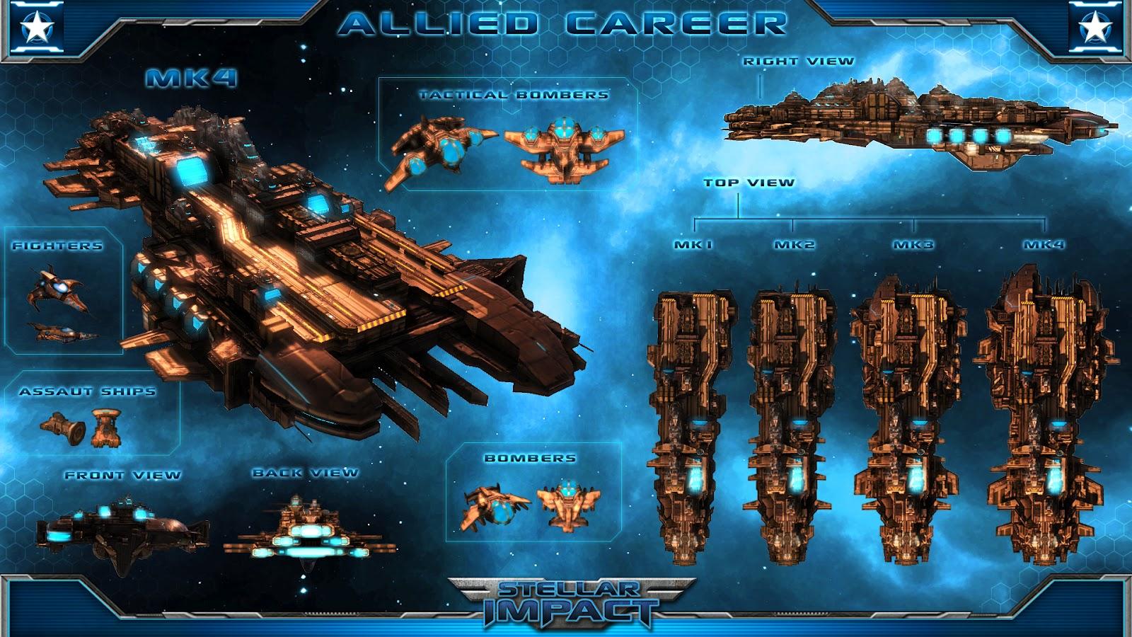 Stellar Impact: Support Ship 2012 pc game Img-3