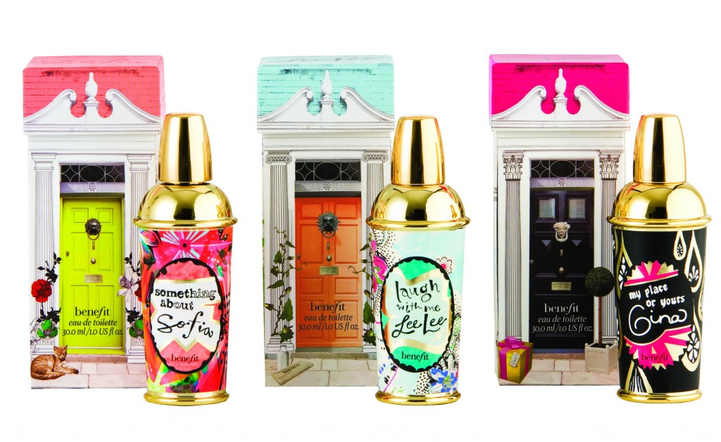 Design Context: Product Packaging//Benefit Cosmetics